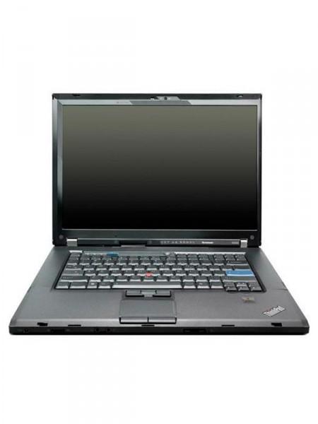 "Ноутбук екран 15,6"" Lenovo celeron core duo t3000 1,8ghz/ ram2048mb/ hdd250gb/ dvd rw"