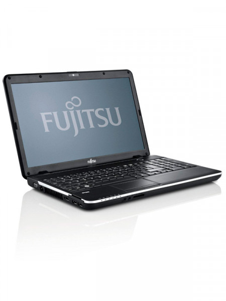 "Ноутбук экран 15,6"" Fujitsu celeron b800 1,5ghz/ ram2048mb/ hdd500gb/ dvd rw"