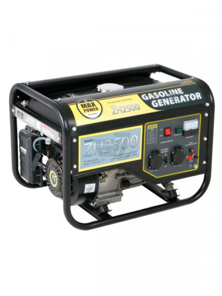 Бензиновий електрогенератор Max Power zh2500