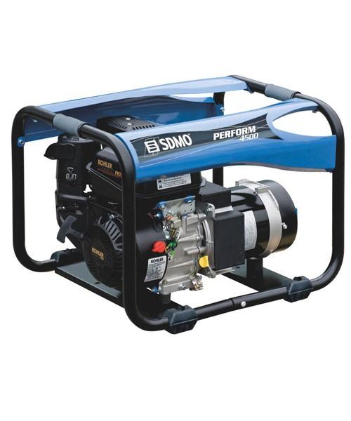 Бензиновый электрогенератор Sdmo perform 4500