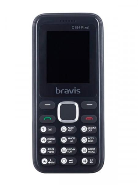 Мобільний телефон Bravis c184 pixel