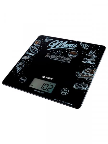 Весы кухонные Vitek vt-2427 bk