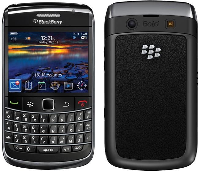 Мобильный телефон Blackberry bold 9700