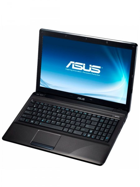 "Ноутбук экран 15,6"" Asus celeron core duo t3300 2,0ghz/ ram2048mb/ hdd320gb/ dvd rw"