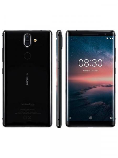 Мобільний телефон Nokia nokia 8 sirocco ta-1005