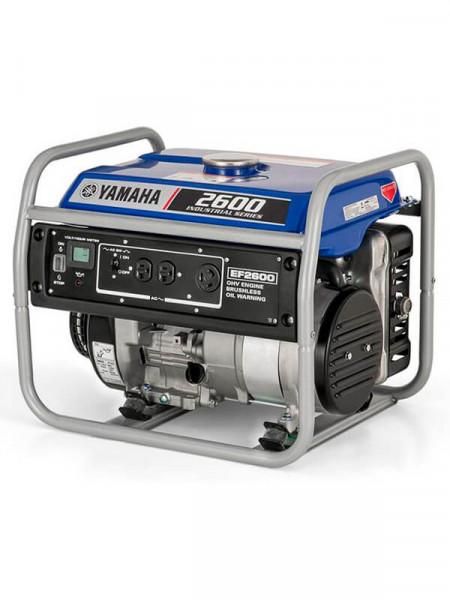 Бензиновий електрогенератор Yamaha ef 2600