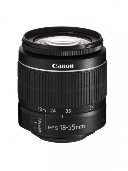 Фотооб'єктив Canon ef-s 18-55mm f/3.5-5.6 iii