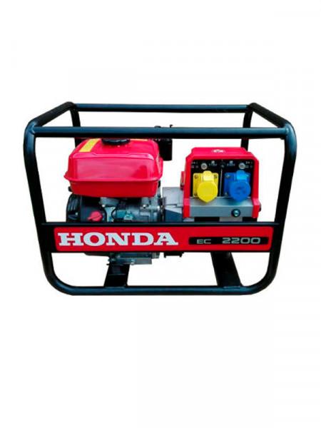 Бензиновий електрогенератор Honda ec2200