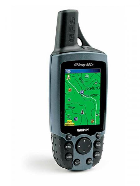 GPS-навигатор Garmin gpsmap 60cx
