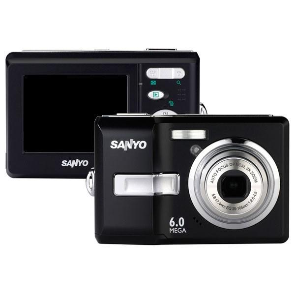 Фотоаппарат цифровой Sanyo vpc-s650