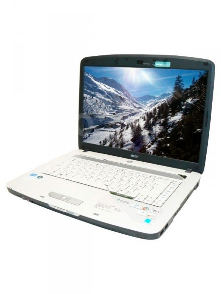 "Ноутбук екран 15,4"" Acer core duo t2330 1,6ghz/ ram1024mb/ hdd120gb/ dvd rw"