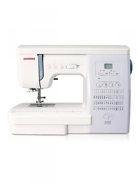 Швейная машина Janome 6260qc