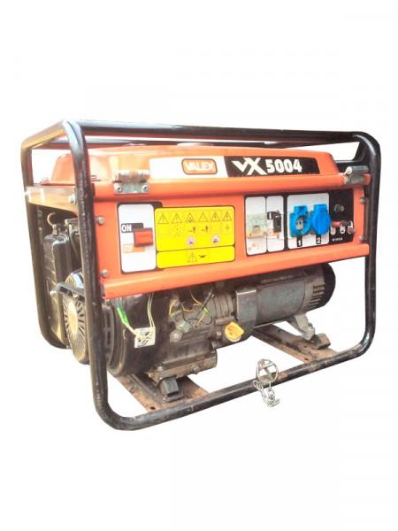Бензиновий електрогенератор - valex vx 5004