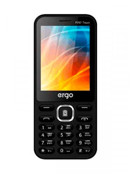 Мобільний телефон Ergo f282 travel