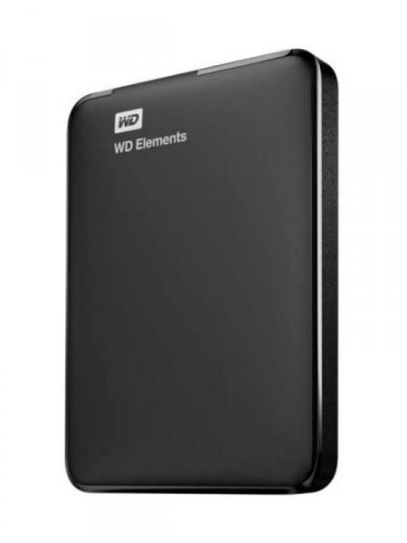 """HDD-зовнішній Wd 1000gb 2,5"""" usb2.0"""