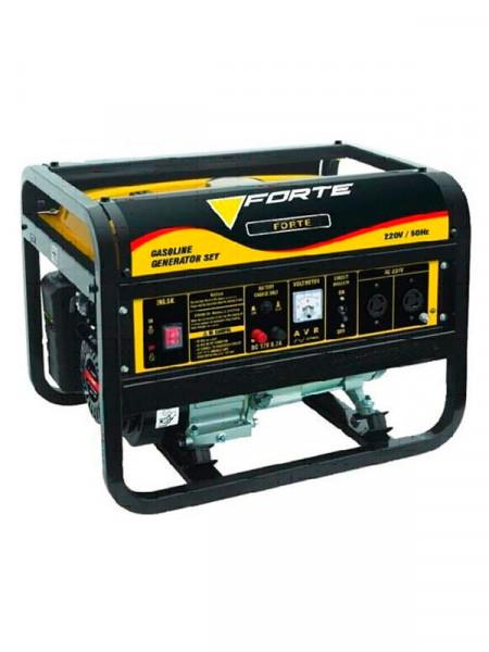 Бензиновый электрогенератор Forte fg 3500