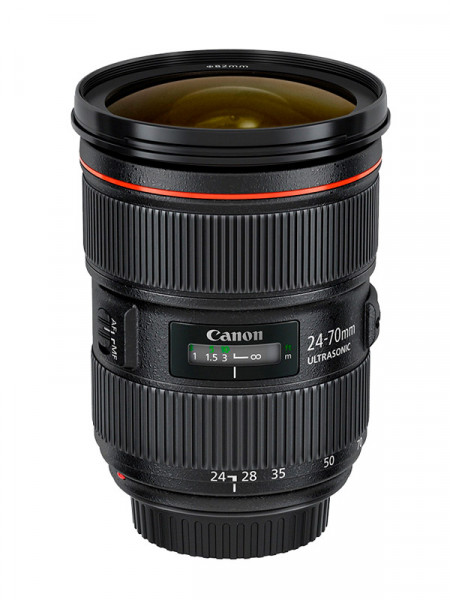 Фотооб'єктив Canon ef 24-70mm f/2.8 l usm