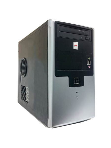 Системный блок Core I3 2100 3,1ghz /ram2048mb/ hdd500gb/video nvidia nvs 300/ dvd rw
