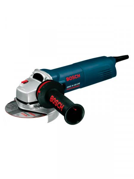 Угловая шлифмашина 1400Вт Bosch gws 14-125 cie