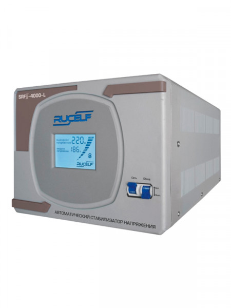 Стабилизатор напряжения Rucelf srf ii-4000l