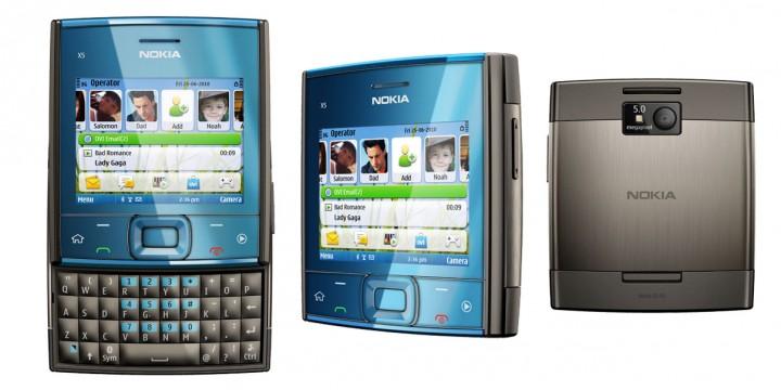 Мобильный телефон Nokia x5-01