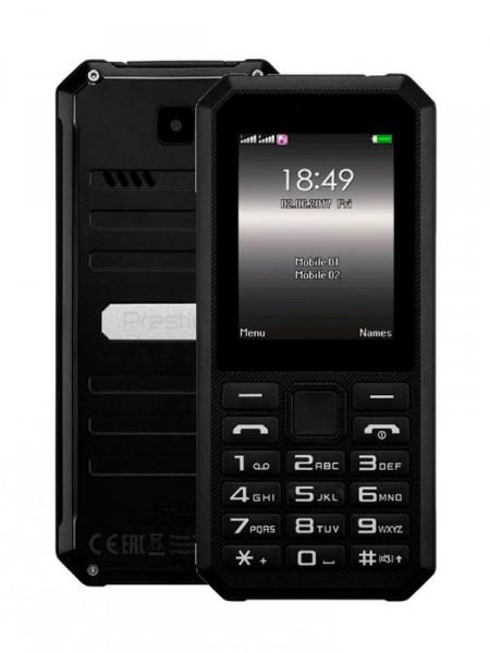 Мобильный телефон Prestigio muze f1 1244 black