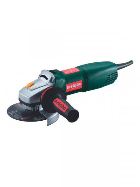 Кутова шліфмашина 1450Вт Metabo we 14-125 plus