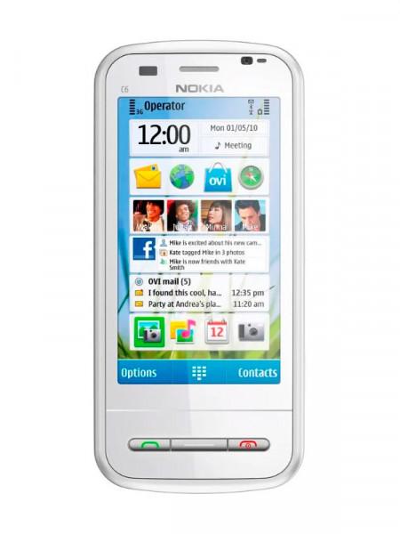 Мобільний телефон Nokia c6-00