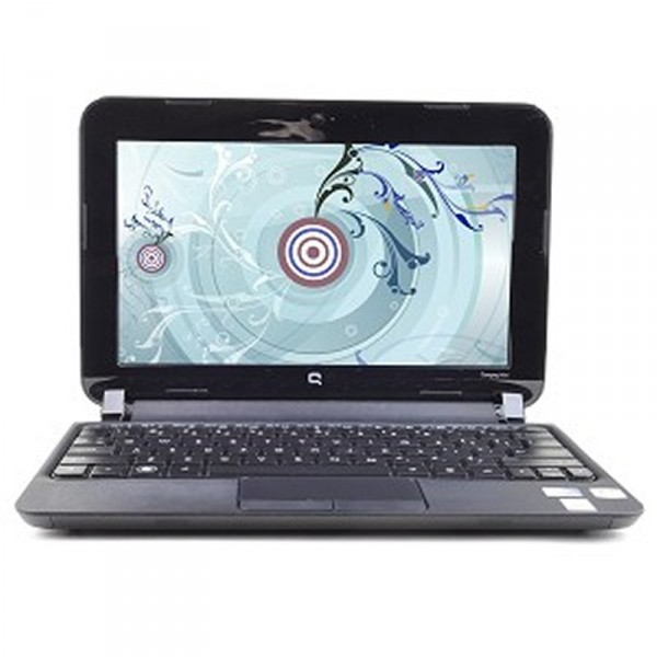 "Ноутбук экран 10,1"" Compaq atom n455 1,66ghz/ ram2048mb/ hdd250gb/"