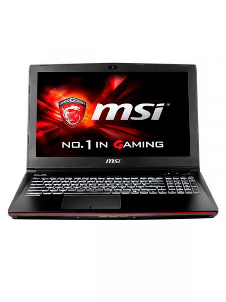 "Ноутбук экран 15,6"" Msi core i7 5700hq 2,5ghz/ ram8gb/ hdd1000gb+sd32gb/video gf gtx940m/ dvdrw"