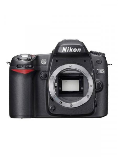 Фотоапарат цифровий Nikon d80 без объектива