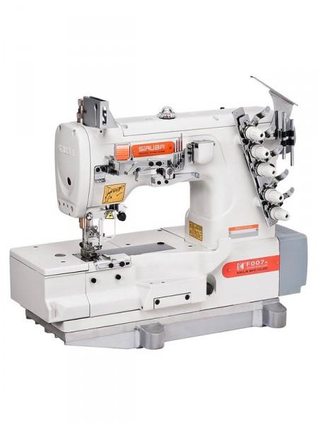Швейна машина Siruba siruba f007k-w122-364 fha /9