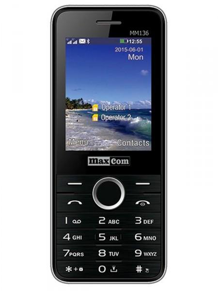 Мобільний телефон Maxcom mm136