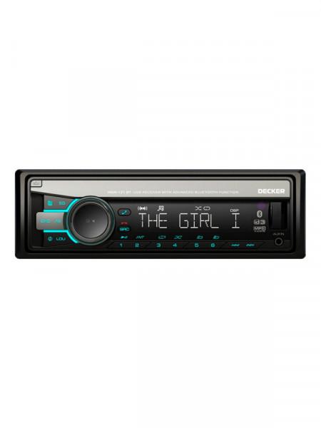 Автомагнитола MP3 Decker mdr-121 bt