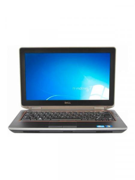 """Ноутбук экран 13,3"""" Dell e6320"""