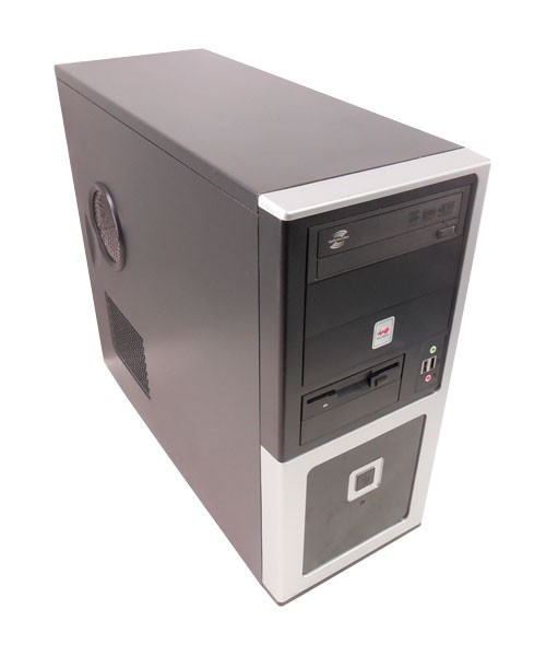 Системний блок Core 2 Duo e6550 2,33ghz /ram4096mb/ hdd300gb/video 1024mb/ dvd rw