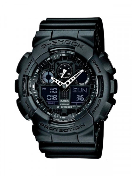 Часы Casio casio ga-100-1a1er