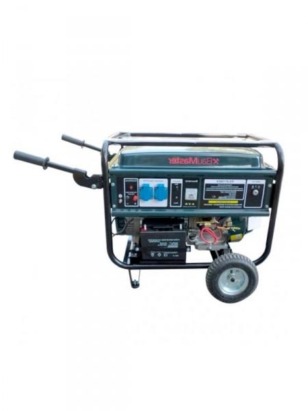 Бензиновый электрогенератор Baumaster pg-87156ex