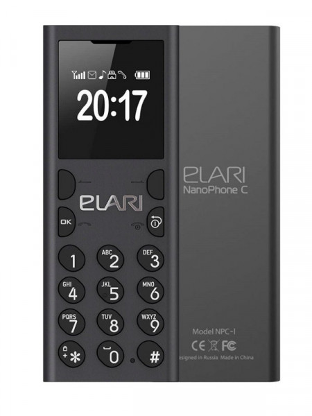 Мобільний телефон Elari nanophone