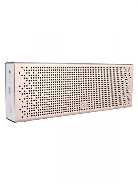 Акустика Xiaomi mi bluetooth speaker mdz-15-da