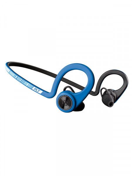 Навушники Plantronics backbeat fit blu