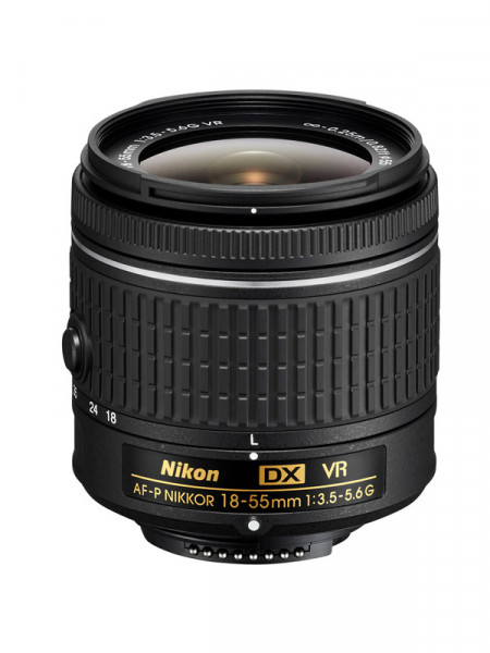Фотооб'єктив Nikon nikkor af-p 18-55mm 1:3.5-5.6g dx vr