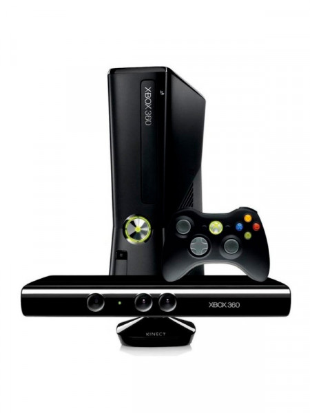 Ігрова приставка Xbox360 slim 500gb + kinect