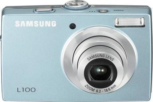 Фотоаппарат цифровой Samsung digimax l100