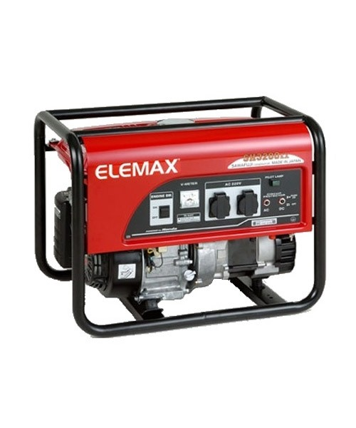 Бензиновый электрогенератор Elemax sh 3200 ex