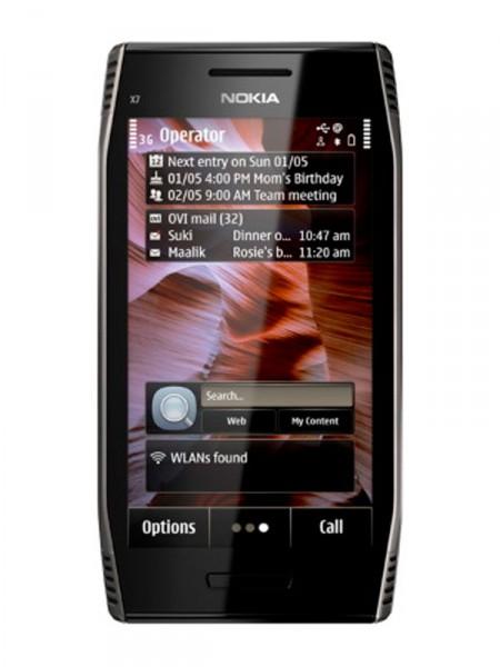 Мобильный телефон Nokia x7
