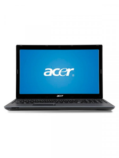 "Ноутбук экран 15,6"" Acer core i3 370m 2,4ghz /ram4096mb/ hdd640gb/ dvd rw"