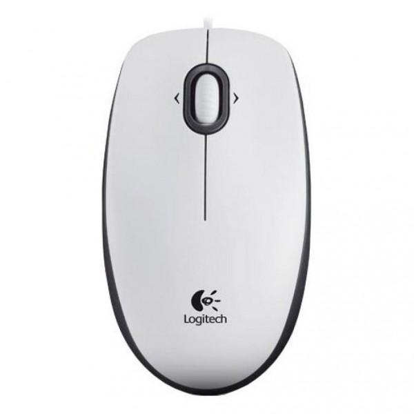 Мышка компьютерная Logitech m100