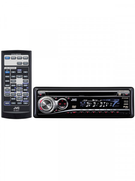 Автомагнитола CD MP3 Jvc kd-dv5302