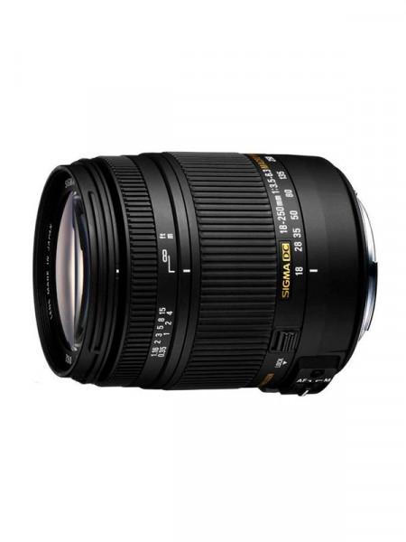 Фотооб'єктив Sigma af 18-250mm f/3.5-6.3 dc os hsm